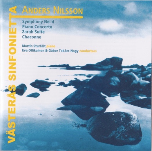 Anders Nilsson Orchestral Works (dBCD184)